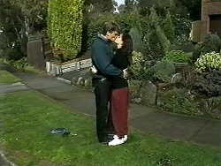 Adam Willis, Caroline Alessi in Neighbours Episode 1306