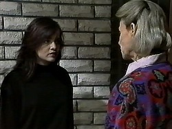 Caroline Alessi, Helen Daniels in Neighbours Episode 1306