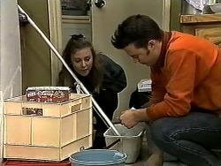 Gemma Ramsay, Matt Robinson in Neighbours Episode 1306