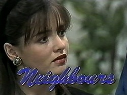 Caroline Alessi in Neighbours Episode 1306