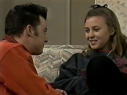 Matt Robinson, Gemma Ramsay in Neighbours Episode 1307