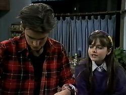 Todd Landers, Cody Willis in Neighbours Episode 1307