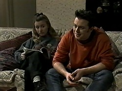 Gemma Ramsay, Matt Robinson in Neighbours Episode 1307