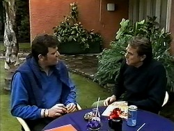 Des Clarke, Doug Willis in Neighbours Episode 1308
