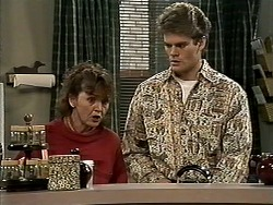 Pam Willis, Adam Willis in Neighbours Episode 1308