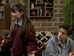 Cody Willis, Todd Landers in Neighbours Episode 1308