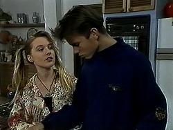 Melissa Jarrett, Todd Landers in Neighbours Episode 1309