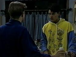 Todd Landers, Josh Anderson in Neighbours Episode 1309