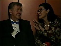 John Brice, Dorothy Burke in Neighbours Episode 1309