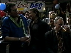 Des Clarke, Doug Willis, Jim Robinson in Neighbours Episode 1309