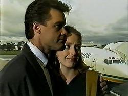 Paul Robinson, Melanie Pearson in Neighbours Episode 1309