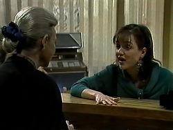 Helen Daniels, Christina Alessi in Neighbours Episode 1309