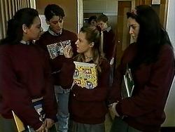 Josh Anderson, Melissa Jarrett in Neighbours Episode 1310