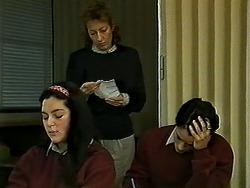 Teacher, Josh Anderson in Neighbours Episode 1310