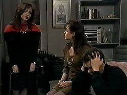 Caroline Alessi, Christina Alessi, Paul Robinson in Neighbours Episode 1311
