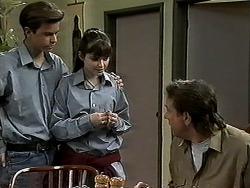 Todd Landers, Cody Willis, Doug Willis in Neighbours Episode 1311