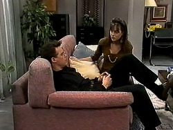 Paul Robinson, Christina Alessi in Neighbours Episode 1311