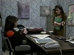 Caroline Alessi, Christina Alessi in Neighbours Episode 1311