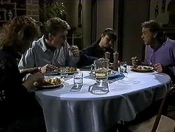 Pam Willis, Adam Willis, Cody Willis, Doug Willis in Neighbours Episode 1311