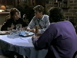 Pam Willis, Adam Willis, Doug Willis in Neighbours Episode 1311