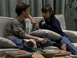 Todd Landers, Cody Willis in Neighbours Episode 1311