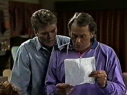Adam Willis, Doug Willis in Neighbours Episode 1311