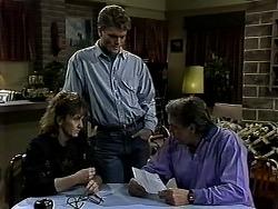 Pam Willis, Adam Willis, Doug Willis in Neighbours Episode 1312