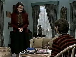 Dorothy Burke, Ryan McLachlan in Neighbours Episode 1312