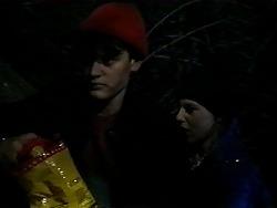 Josh Anderson, Melissa Jarrett in Neighbours Episode 1312