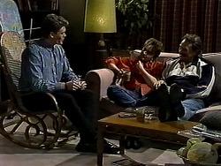 Adam Willis, Pam Willis, Doug Willis in Neighbours Episode 1312