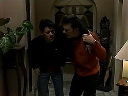 Josh Anderson, Matt Robinson in Neighbours Episode 1313