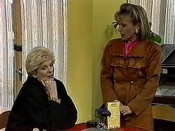 Madge Bishop, Felicity Brent in Neighbours Episode 1313