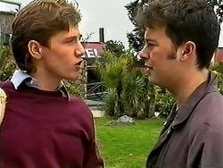 Ryan McLachlan, Matt Robinson in Neighbours Episode 1313