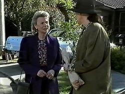 Helen Daniels, Dorothy Burke in Neighbours Episode 1314