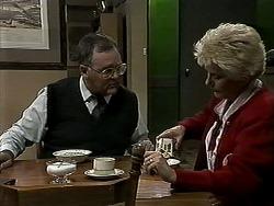 Harold Bishop, Madge Bishop in Neighbours Episode 1314