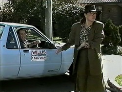 Doug Willis, Dorothy Burke in Neighbours Episode 1314
