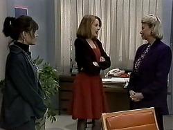 Caroline Alessi, Melanie Pearson, Helen Daniels in Neighbours Episode 1314