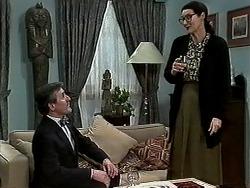 Mr. Dugdale, Dorothy Burke in Neighbours Episode 1314