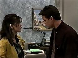 Caroline Alessi, Paul Robinson in Neighbours Episode 1314