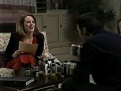 Melanie Pearson, Matt Robinson in Neighbours Episode 1315