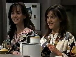 Caroline Alessi, Christina Alessi in Neighbours Episode 1315