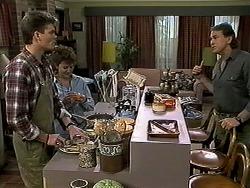 Adam Willis, Pam Willis, Doug Willis in Neighbours Episode 1316