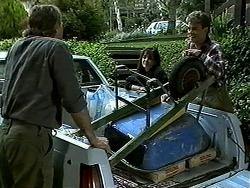 Doug Willis, Cody Willis, Adam Willis in Neighbours Episode 1316