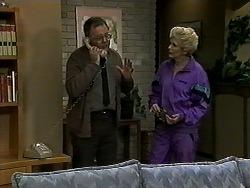 Harold Bishop, Madge Bishop in Neighbours Episode 1316