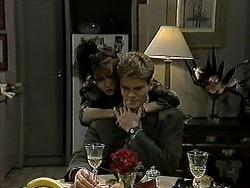 Caroline Alessi, Adam Willis in Neighbours Episode 1316