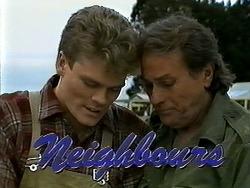 Adam Willis, Doug Willis in Neighbours Episode 1316