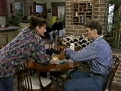 Pam Willis, Doug Willis, Adam Willis in Neighbours Episode 1317