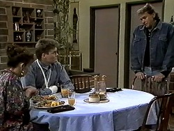 Pam Willis, Adam Willis, Doug Willis in Neighbours Episode 1317
