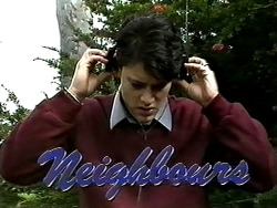 Josh Anderson in Neighbours Episode 1317