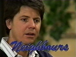 Joe Mangel in Neighbours Episode 1318